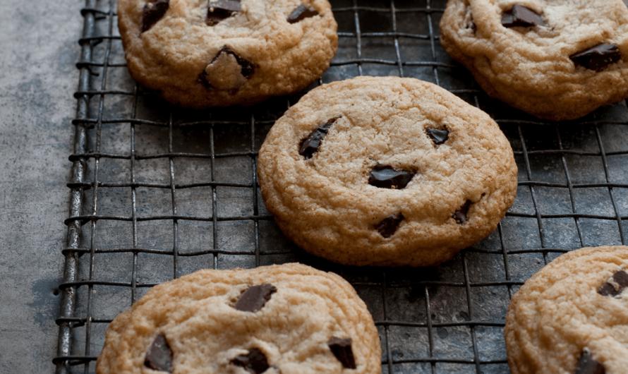 Dairy-Free Gluten-Free Chocolate Chunk Cookies