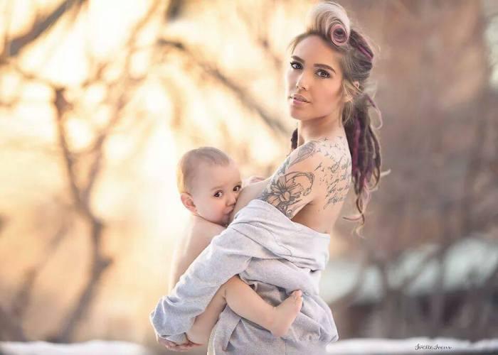 Inspirational Mama Monday! Jessica Scott
