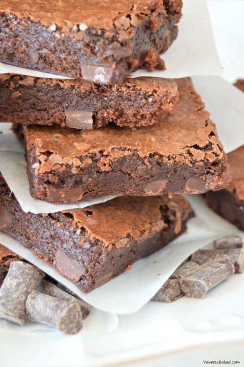 Dairy-Free Gluten-Free Brownies