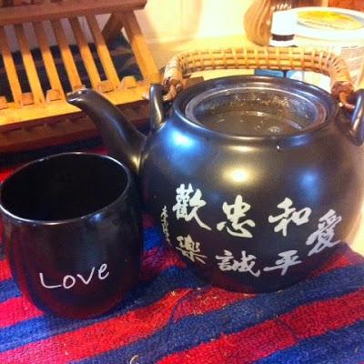 Herbal Healing Tea