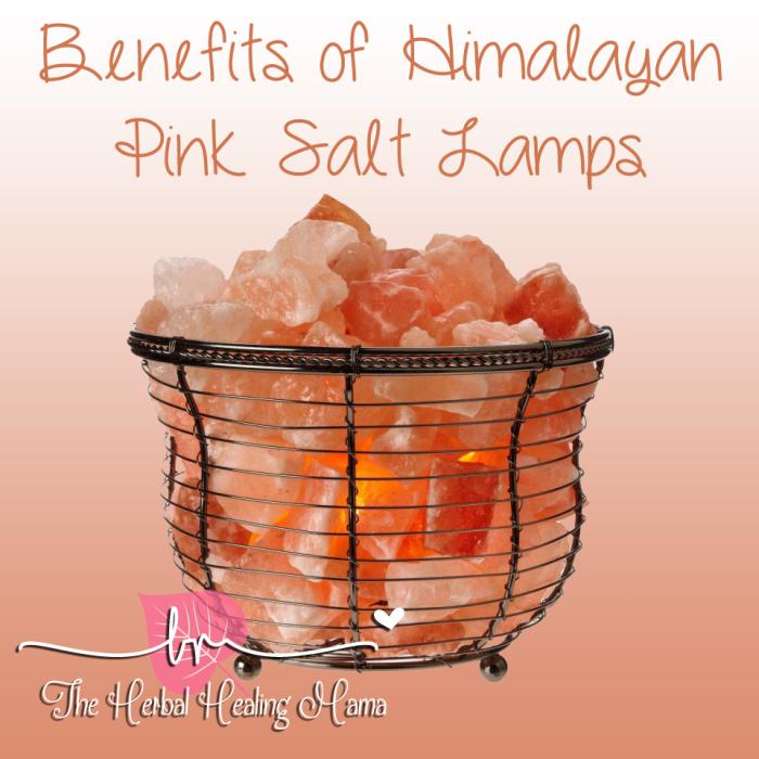 Himalayan Pink Salt Lamps: More than just Beautiful Décor?