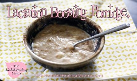 Lactation Boosting Porridge