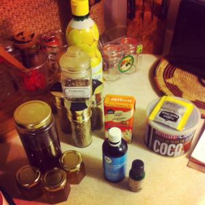 Herbal Cough & Cold Syrup – Immune Boosting – DIY
