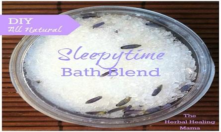 Sleepytime Bath Blend