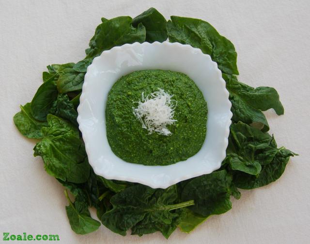 Organic Spinach Pesto