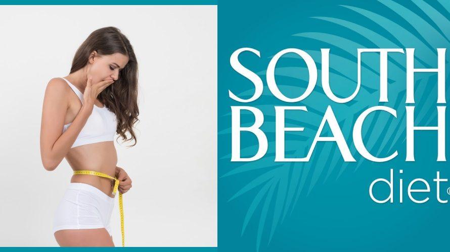 South Beach Diet — Three Steps to Slim Body